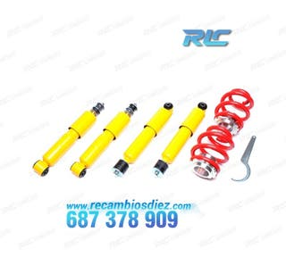 SUSPENSIONES ROSCADAS TA TECHNIX VW TRANSPORTER 19