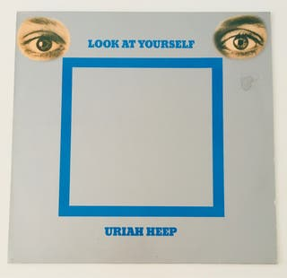 URIAH HEEP : Look at yourself Disco Vinilo LP