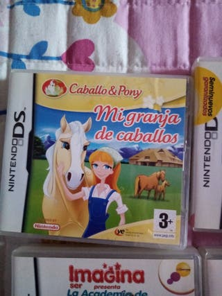 8 juegos Nintendo Dsi