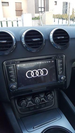 Radio gps Android Audi TT