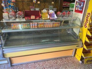 Cámara frigorífica mostrador Infrico