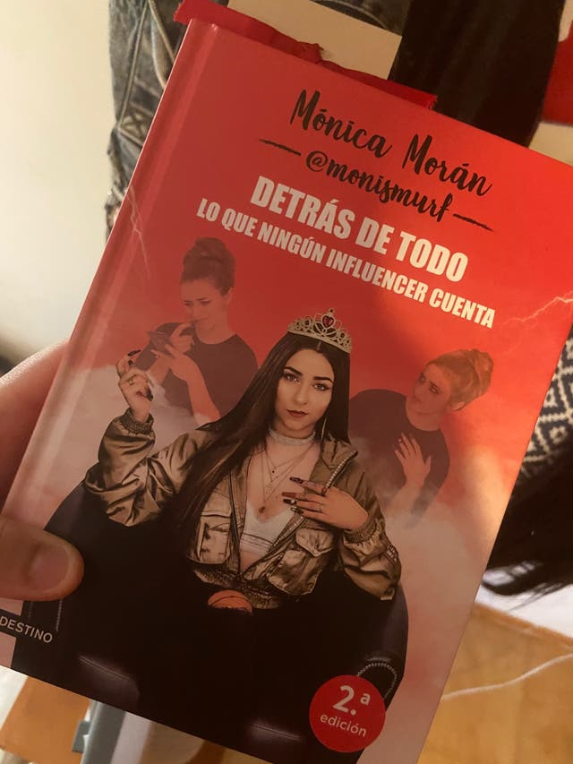 Libro de monica moran