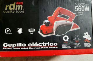Cepillo electrico para madera
