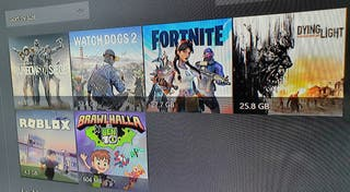 Xbox One With Games