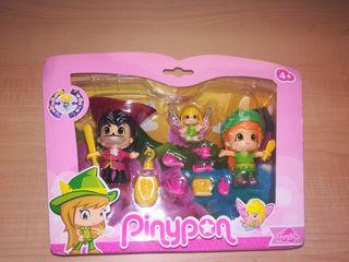 Pinypon Set Peter pan