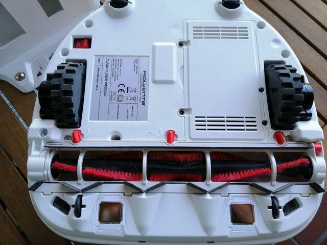 Robot Aspirador Rowenta Smart Force Cyclonic