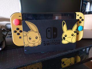 Nintendo Switch ed. pokemon lets go