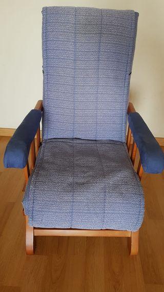 Mecedora, sillón, butaca perfecto para lactancia