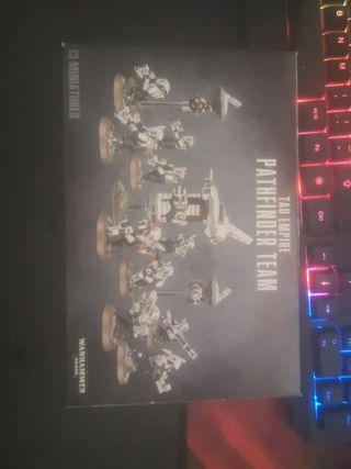 Pathfinder Team Tau