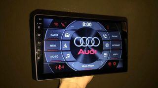 Radio pantalla Android Audi A3