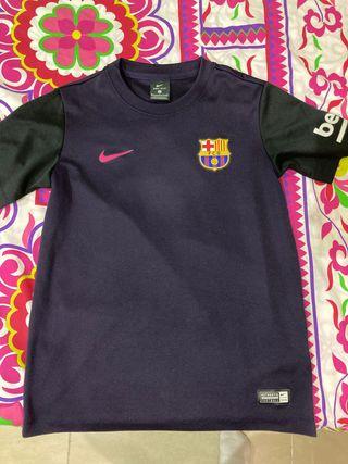 Camiseta Barça niño/a