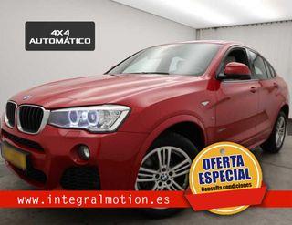 BMW X4 20D XDRIVE 190 STEPTRONIC EXS2I