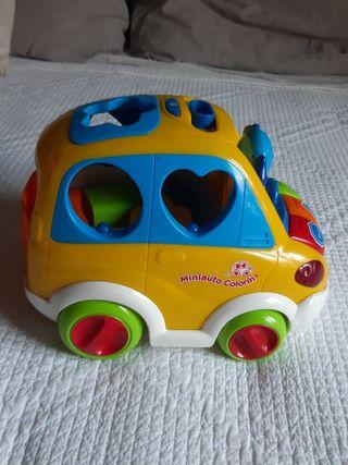 Coche de juguete Vtech