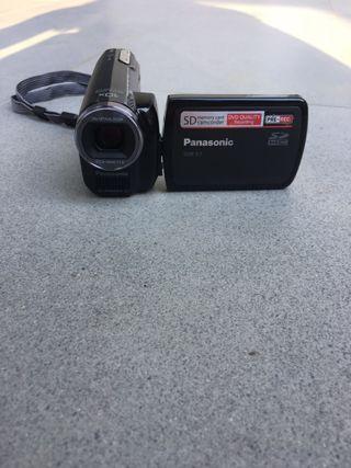 Videocámara SD Panasonic SDR-S7