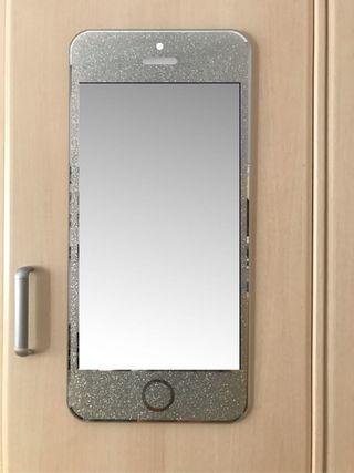 Espejo pared IPhone