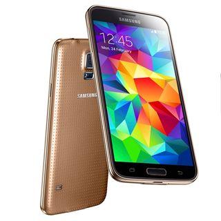 Galaxy S5 oro 3g 32g libre leer bien