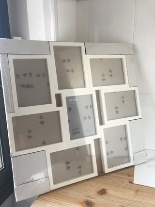 Marco de fotos Ikea