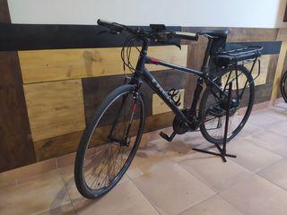 Bicicleta eléctrica Trek fx3 talla M