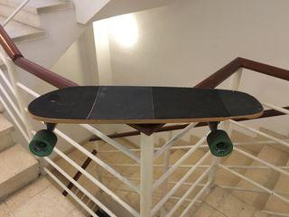 Longboard Jet skateboards