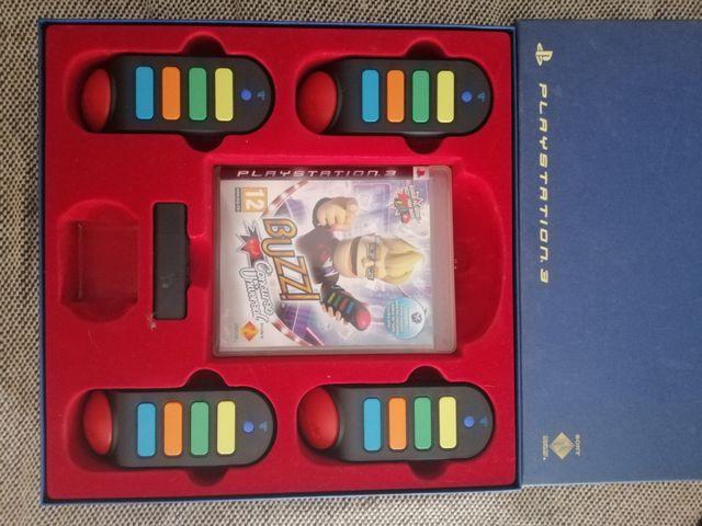 Juego Buzz PlayStation 3