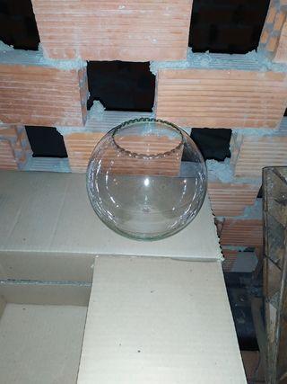 24 peceras de vidrio para decorar con velas
