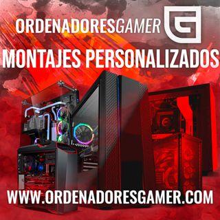 PC GAMER, ORDENADORES PERSONALIZADOS