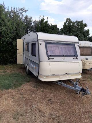 caravana hobby clasicc 440 91