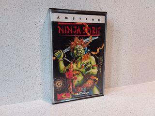Ninja Spirit (Amstrad cinta)