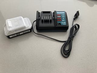 Cargador baterías Makita + batería 1,5 Ah