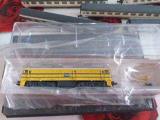 Locomotora 321 Vías MF-Train Esc. N