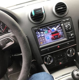 Radio gps Android Audi A3