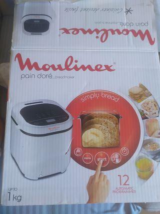panificadora moulinex pain dore