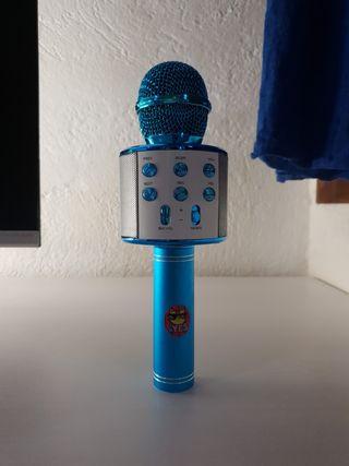 Micrófono de segunda mano