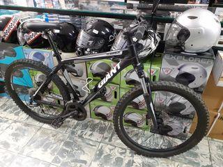 bicicleta de montaña giant terrago.