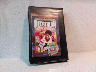 Daley Thompson's Decathlon (Amstrad cinta)
