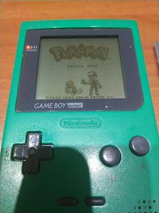 Pantalla y carcasa de Game Boy Pocket