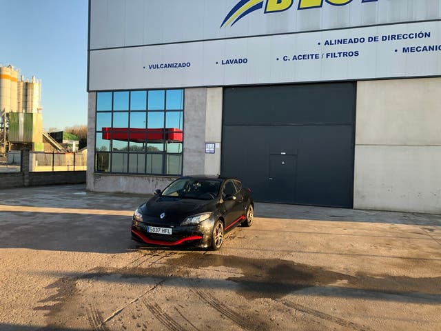 Renault Megane 3 Rs 2011