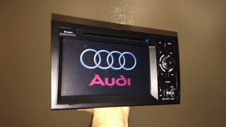 Radio gps Android Audi A4/SEAT EXEO