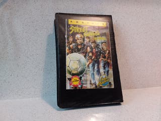 Street Gang Football (Amstrad cinta)