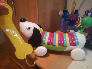 Perrito ABC juguete bebe