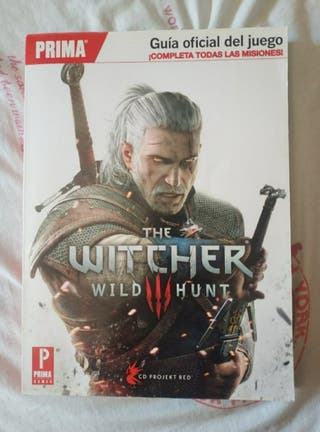 The Witcher 3 guía