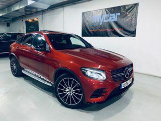 Mercedes-Benz GLC 250 COUPÉ