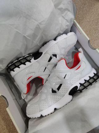 Nike air kukini spiridon cage 2 x stussy talla 44
