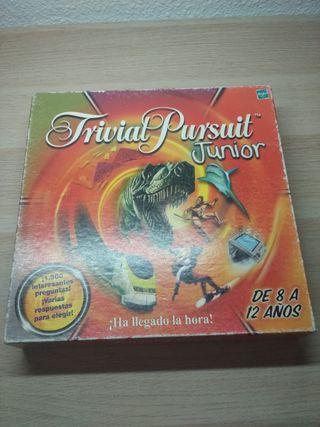 Trivial Junior - Juego de Mesa