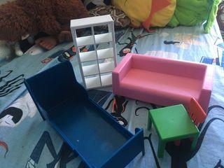 Mobiliario de juguete ikea