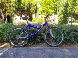 bicicleta de montaña en excelentes condiciones