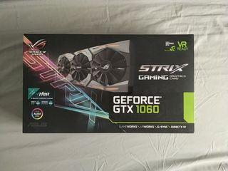 GeForce GTX 1060 ASUS ROG