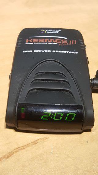 """Detector de Radares """"envío certificado gratis"""""""