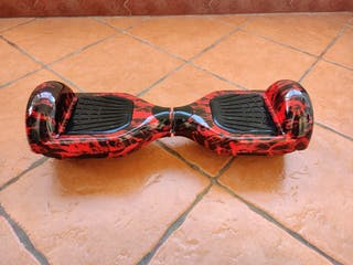 Hoverboard con hoverkart.