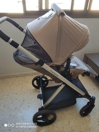 Carro prenatal muy cuidado